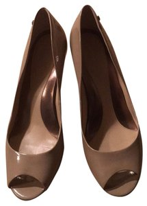 Calvin Klein Tan Pumps