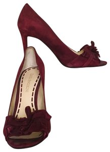 Enzo Angiolini Oxblood Pumps