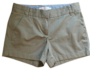 J.Crew Mini/Short Shorts Khaki/Tan