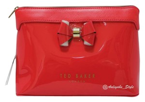 Ted Baker Ted Baker Extra Large Layered Bow Cosmetic Case DS6W/GG26/JESAMY