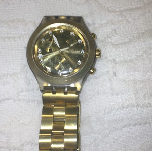 Swatch gold swatch