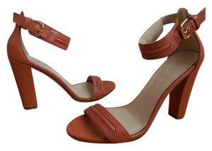 J.Crew Burnt Orange Sandals