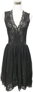 Patricia Field Lace Evening Party Dress