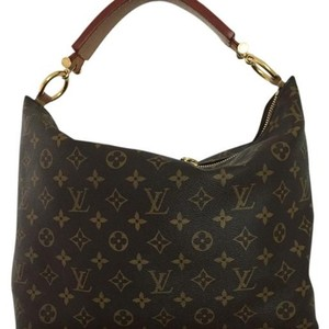 Louis Vuitton Sully Tote in Monogram Canvas