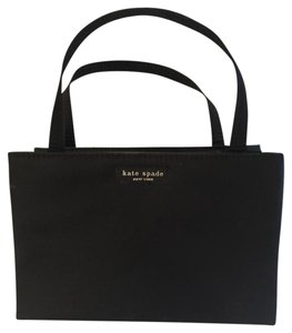 Kate Spade ***SALE*** Evening Satin Satchel in Black