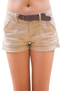 Other Cuffed Shorts Taupe