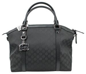 Gucci 341503 Tote in Black