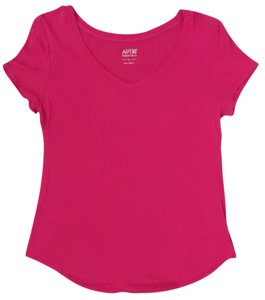 Apt. 9 Casual Soft Comfortable T Shirt Hot Pink