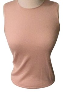 Ralph Lauren Black Label Top Pink cashmere