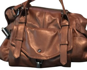 Kooba Satchel in Brown