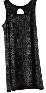 Max Studio Shift Printed Dress