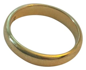 Orange Blossom 14KT YELLOW GOLD LADY'S WEDDING BAND