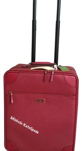 Kate Spade DYNASTY RED Travel Bag