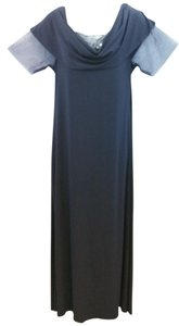 Patra Navy Gown Dress