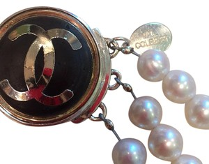 Chanel button by Val Colbert Cal Colbert