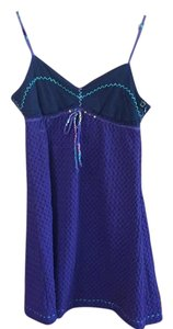Free People short dress Purple on Tradesy