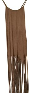 Light brown Maxi Dress by