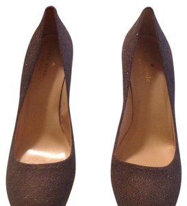 Kate Spade Taupe Pumps