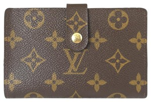 Louis Vuitton French Kisslock Monogram Like New!