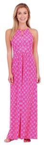 Pink Maxi Dress by Jude Connally