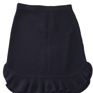 Torn by Ronny Kobo Skirt Black