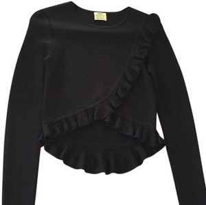Torn by Ronny Kobo Top Black