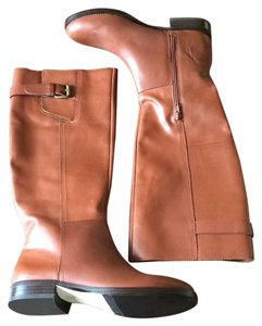 INC International Concepts Caramel brown Boots