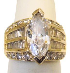 Victoria Wieck RARE Victoria Wieck Marquise Absolute Ring 7