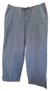 Columbia Capri/Cropped Pants Cornflower Blue