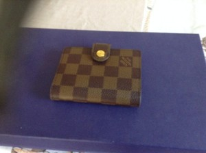 Louis Vuitton Damier Ebene Business card Holder/wallet