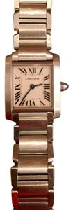 Cartier Cartier Platinum Womens Watch