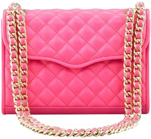 Rebecca Minkoff Quilted Affair Mini Crossbody Shoulder Bag
