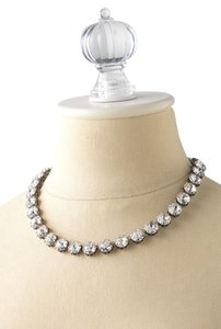 Stella & Dot Stella & Dot Vintage Crystal Necklace