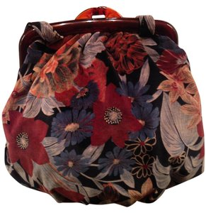 Carpet Bags of America Satchel in Multi Color (Vintage)