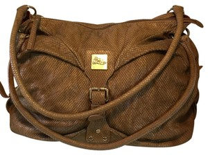 Jenrigo Made In Italy Snakeskin Hobo Bag