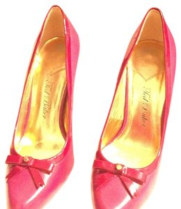 Ted Baker RAsberry Pumps
