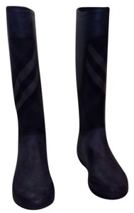 Burberry Gray & black Boots