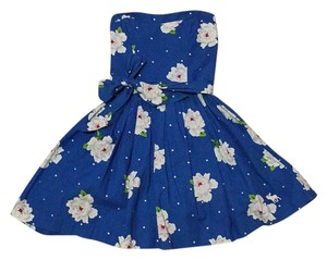 abercrombie kids short dress Blue on Tradesy