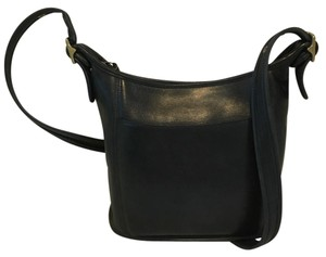 Coach Vintage Bucket Hobo Cross Body Bag
