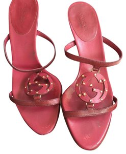 Gucci Rose Sandals