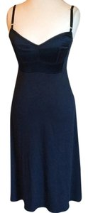 Navy Blue Maxi Dress by Aqua