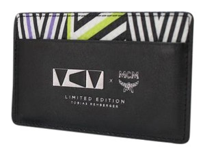 MCM MCM Wallet, Tobias Rehberger, Limited Edition, New With Box, Calfskin