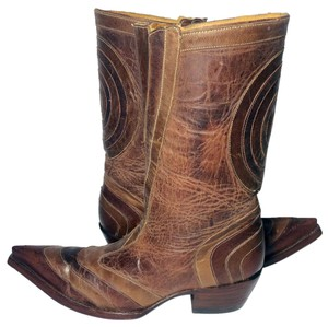 Old Gringo 6 Brown Boots