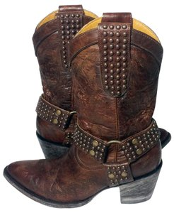 Old Gringo Women Boot Size 6.5 Brown Boots