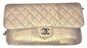 Chanel Classic Exotic Shoulder Bag
