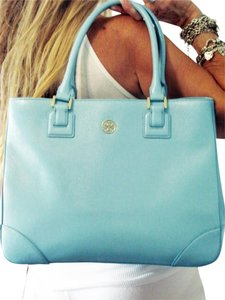 Tory Burch Tote in Morning Sky