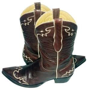 Old Gringo Women 10 Cowgirl Women's Brown Boots