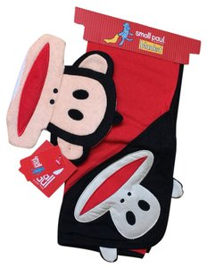Paul Frank Small Paul Hooded Blanket And Wash Mitt