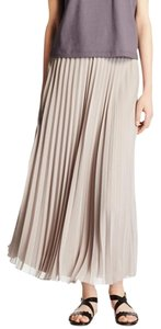 Uniqlo Maxi Skirt Blush