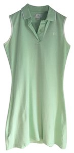 Fred Perry short dress Mint green on Tradesy